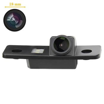 Freezzmi HD Car Rear View Reverse Camera Plate Light за Skoda Octavia ‖2 RS 1Z MK2 Roomster Tour Ford Mondeo 2 Focus MK3 Fusion