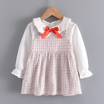 Keelorn Baby Girl Dresses 2021 New Spring Toddler Costumes Newborn Girls Print Princess Vestidos Сладко Бебе Clothes 6-24 м