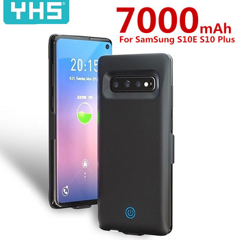 Samsung Samsung Galaxy S10 S10e battery case for Samsung S10 Plus Back Клип Fast Charger мобилен телефон