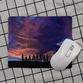 Top Quality Attack On Титан Unique Desktop Game Pad Мишка Top Selling Wholesale Gaming mouse Pad